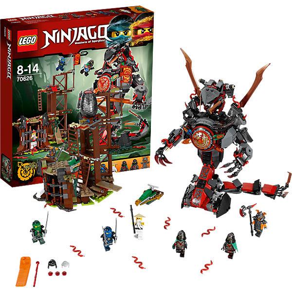 lego ninjago meister der zeit