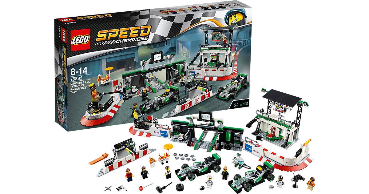 LEGO 75883 Speed: MERCEDES AMG PETRONAS Formel-...