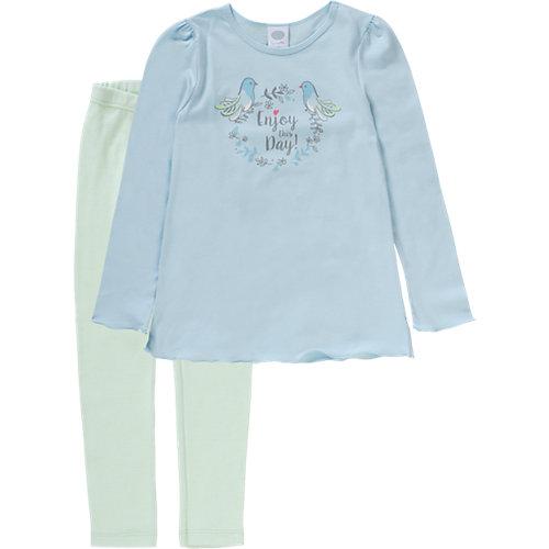 Sanetta Schlafanzug Gr. 98 Mädchen Kleinkinder Sale Angebote Lindenau
