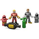 """Игровой набор Fisher Price """"Imaginext"""" Городские спасатели, Пожарная команда"""
