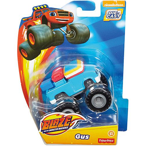 """Машинка Fisher Price """"Вспыш и чудо-машинки"""" Гас от Mattel"""