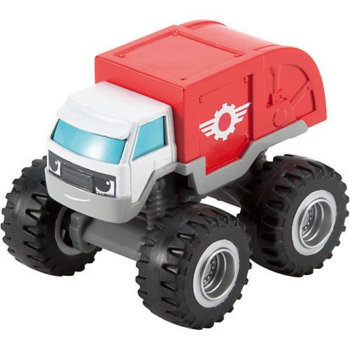 "Машинка Fisher Price ""Вспыш и чудо-машинки"" Дебрис от Mattel"