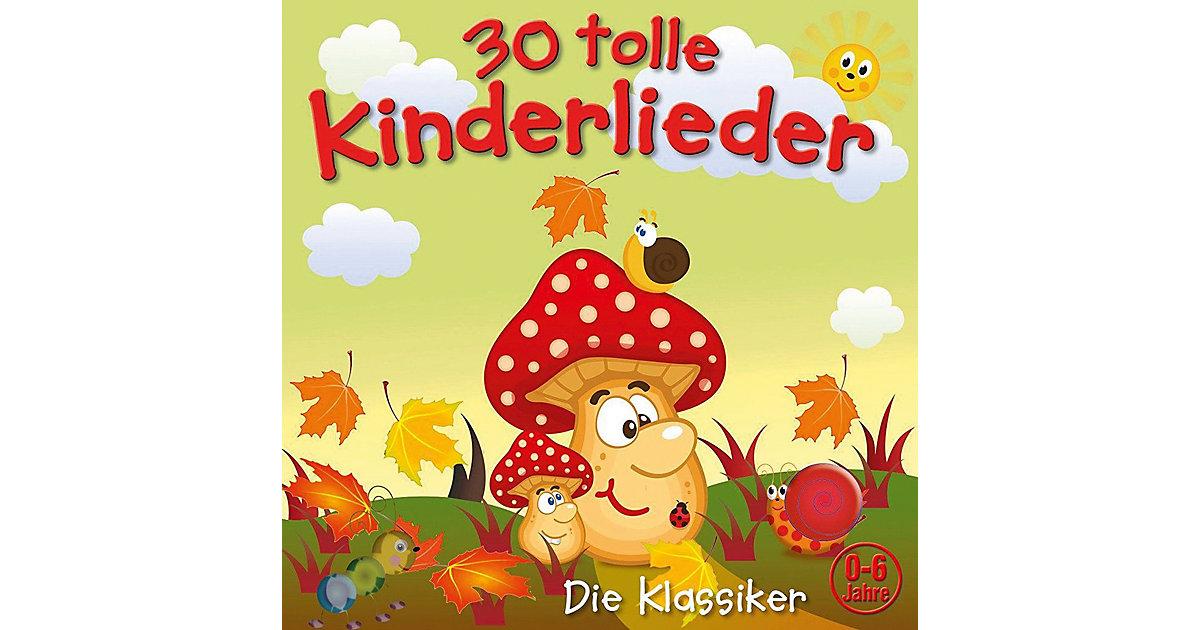 CD 30 tolle Kinderlieder den Herbst Kleinkinder