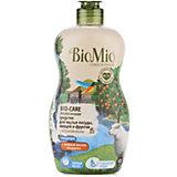 Экологичное средство для мытья посуды, овощей и фруктов с маслом мандарина, BIO MIO