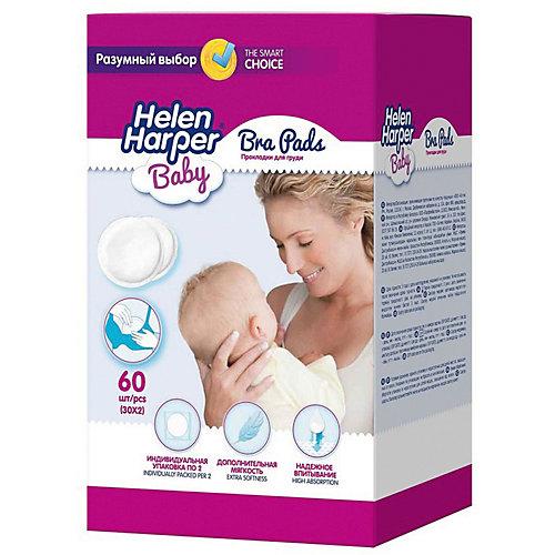 Прокладки на грудь Helen Harper, 60шт., Helen Harper от Helen Harper