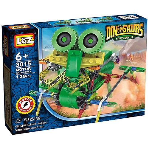 """Электромеханический конструктор """"IROBOT. Динозавры. Велоцараптор"""", Loz от Loz"""