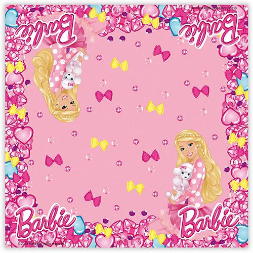 """Салфетки """"Барби"""" серд. 33*33см, 20шт."""