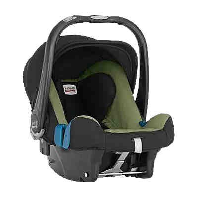 Babyschale Baby-Safe Plus SHR II, Olive Green, 2017