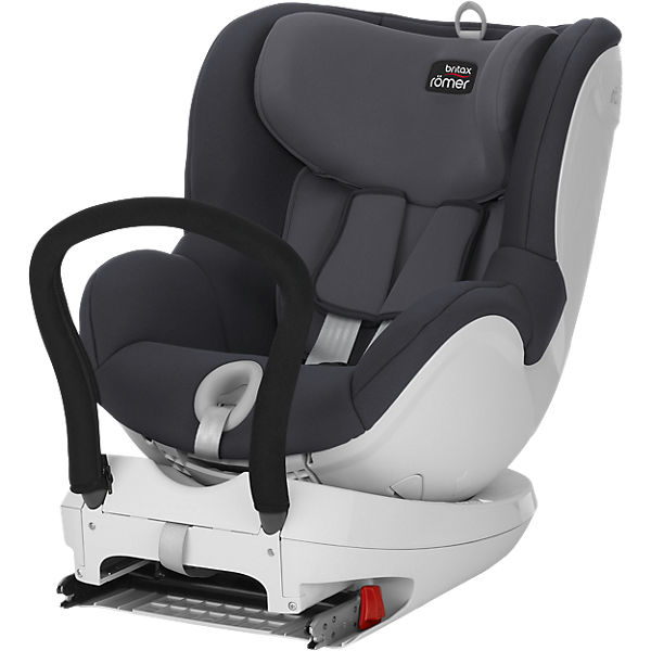 auto kindersitz dualfix storm grey 2019 britax r mer mytoys. Black Bedroom Furniture Sets. Home Design Ideas