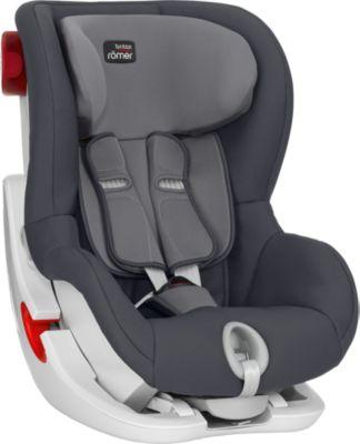 Auto Kindersitz Adventure, Storm Grey, Britax Römer | myToys