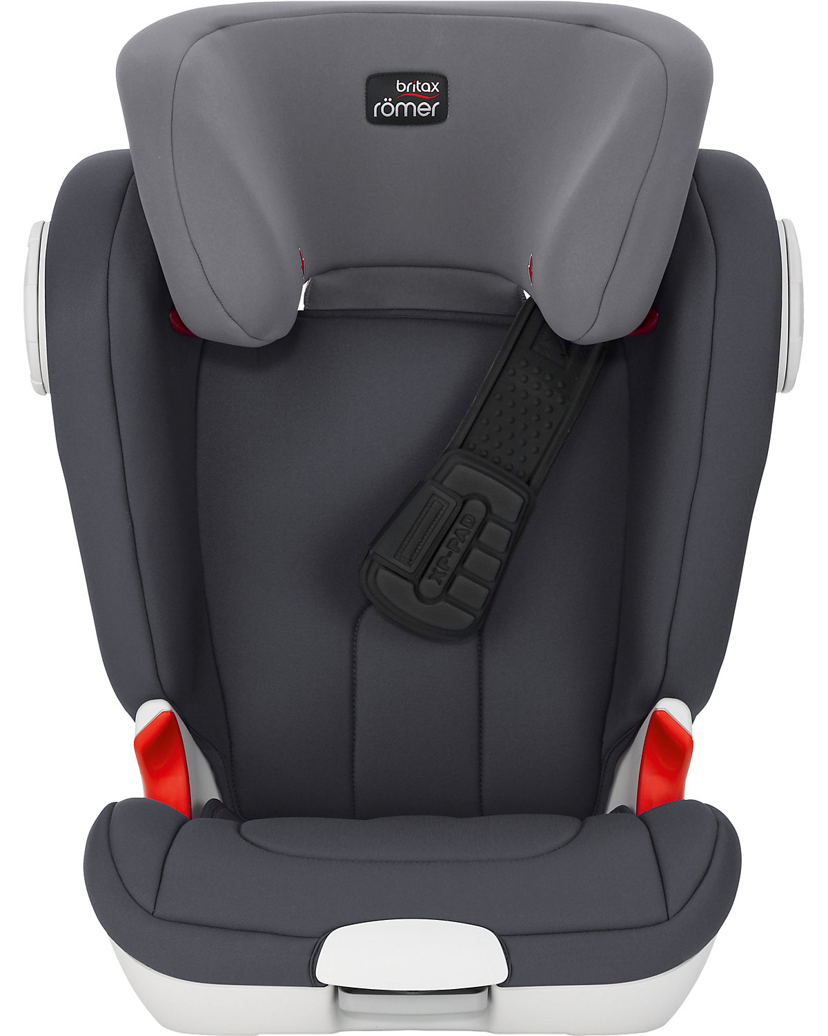 auto kindersitz kidfix xp sict storm grey britax r mer mytoys. Black Bedroom Furniture Sets. Home Design Ideas