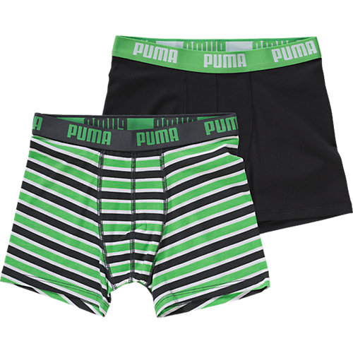 PUMA BODYWEAR Boxershorts Doppelpack Gr. 128 Jungen Kinder | 08718824316819
