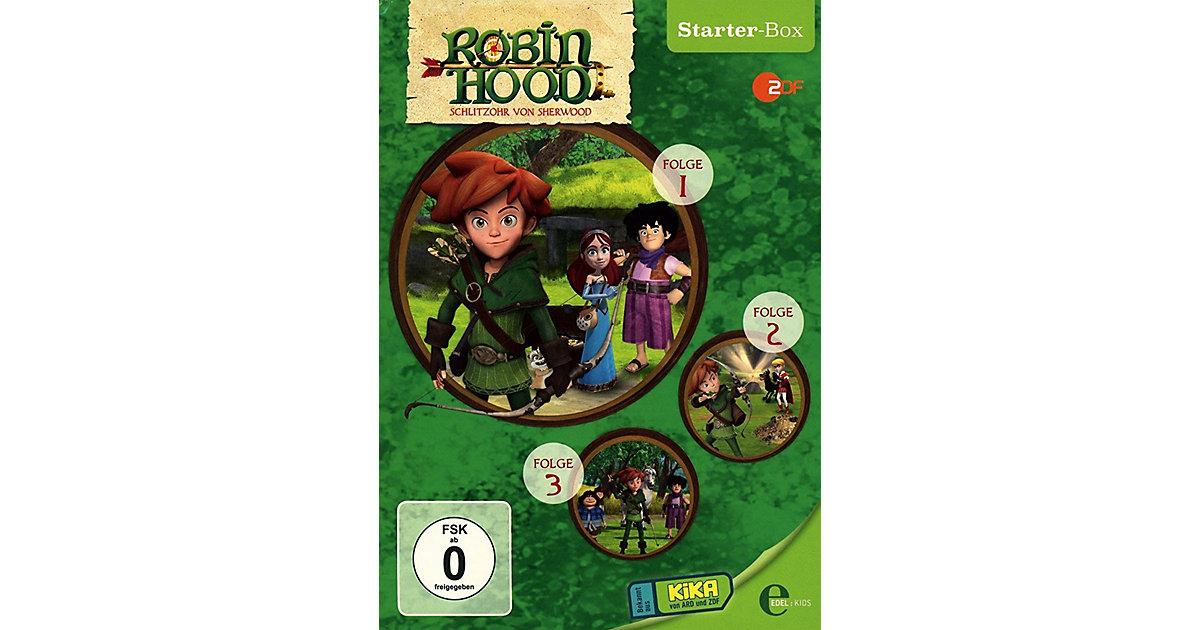 DVD Robin Hood: Schlitzohr von Sherwood - Start...