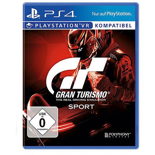 Gran Turismo Sport PS4 Spiel (9827856) - broschei