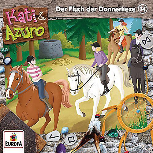 Kati & Azuro - 14/Der Fluch der Donnerhexe (CD) jetztbilligerkaufen