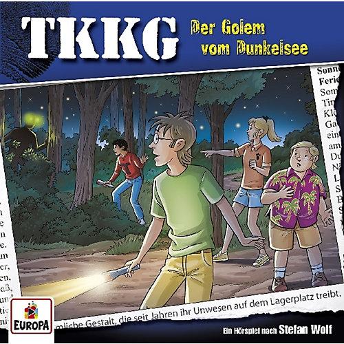 Tkkg - 198/Der Golem vom Dunkelsee (CD) jetztbilligerkaufen