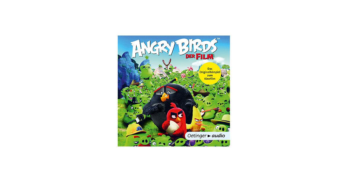 CD Angry Birds - Hörspiel zum Kinofilm