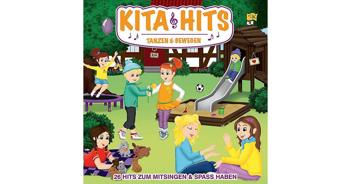 CD Die Kita-Hits - Tanzen & Bewegen