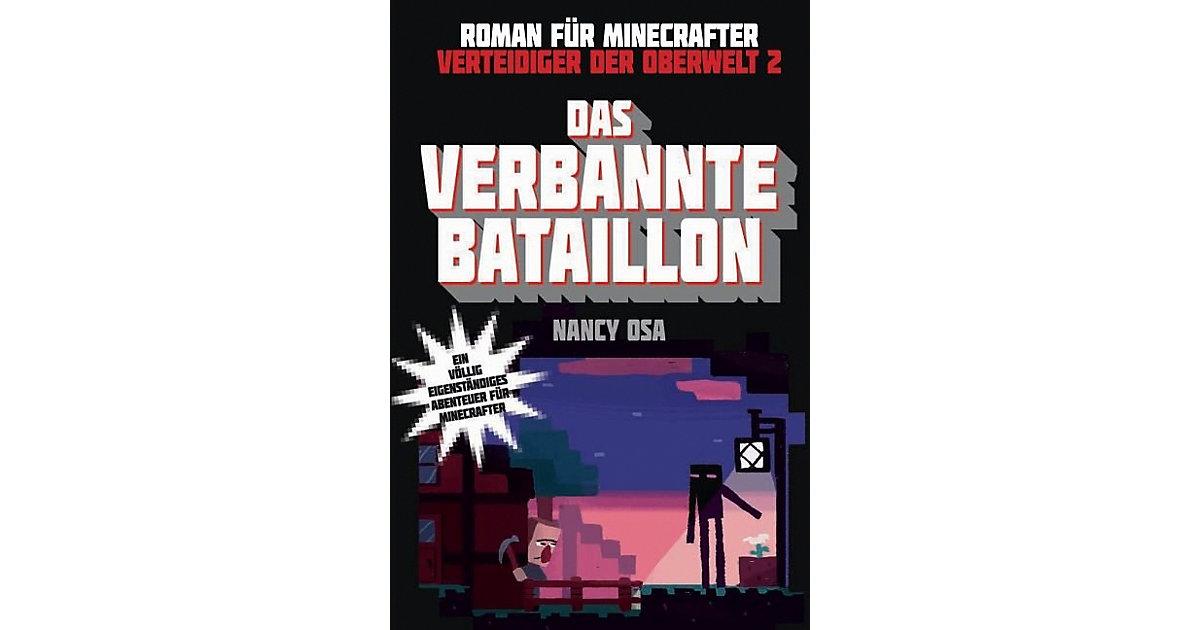 Das verbannte Bataillon, Roman Minecrafter Kinder