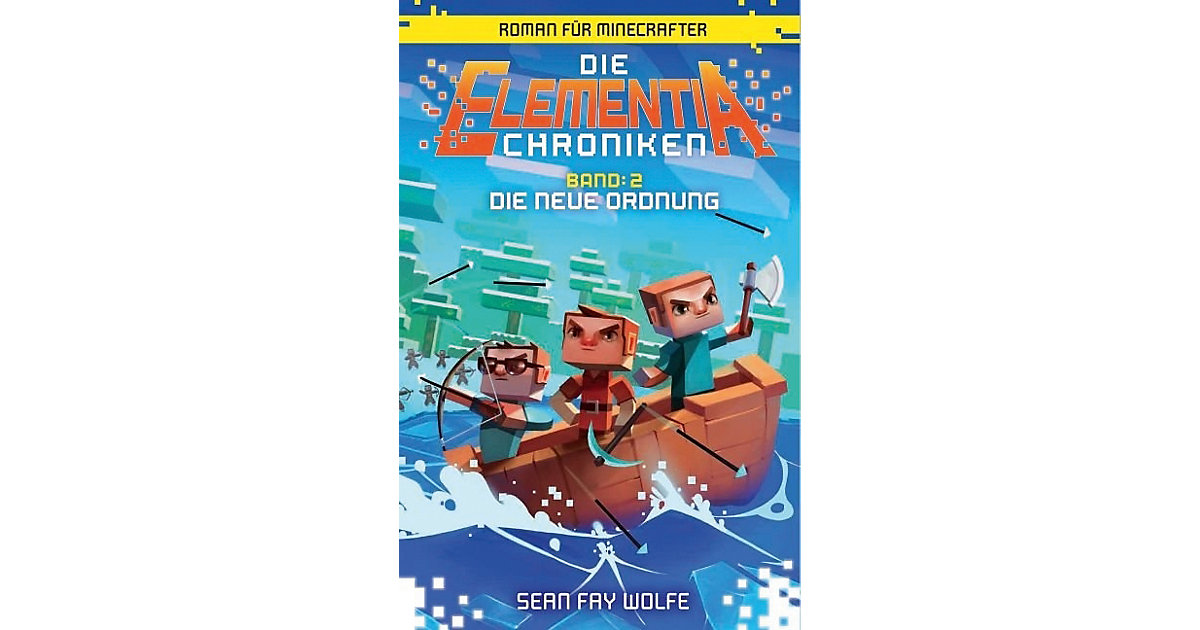 Die neue Ordnung, Roman Minecrafter Kinder