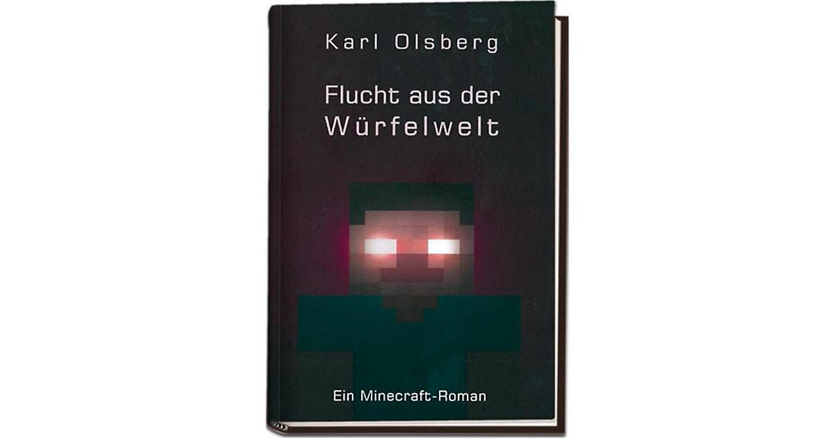 Flucht aus der Würfelwelt, Roman Minecrafter Ki...