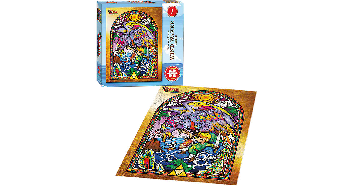 Puzzle The Legend of Zelda Wind Waker Collector...