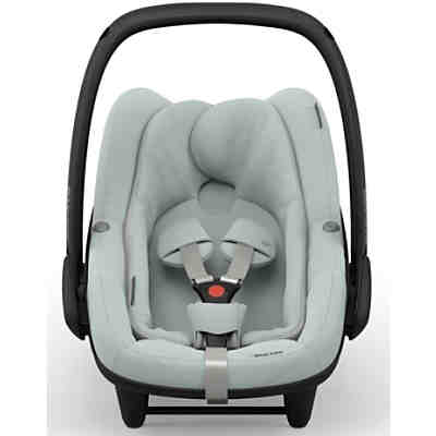 Babyschale Pebble+ (I-size) , Grey (Q-Design)