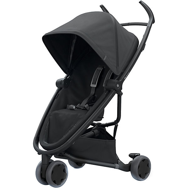 Buggy Zapp Flex, Black on Black