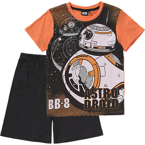 STAR WARS Schlafanzug Gr. 116 Jungen Kinder | 04052384184100