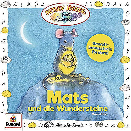 Detlev Jöcker - Mats und die Wundersteine-Umwelt bewahren [CD] jetztbilligerkaufen