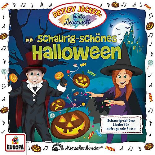 Detlev Jöcker - Schaurig-schönes Halloween [CD] jetztbilligerkaufen