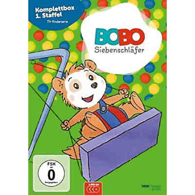 DVD Bobo Siebenschläfer Box - Komplettbox Staffel 1