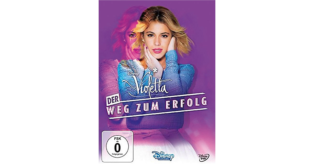 DVD Violetta - The Journey
