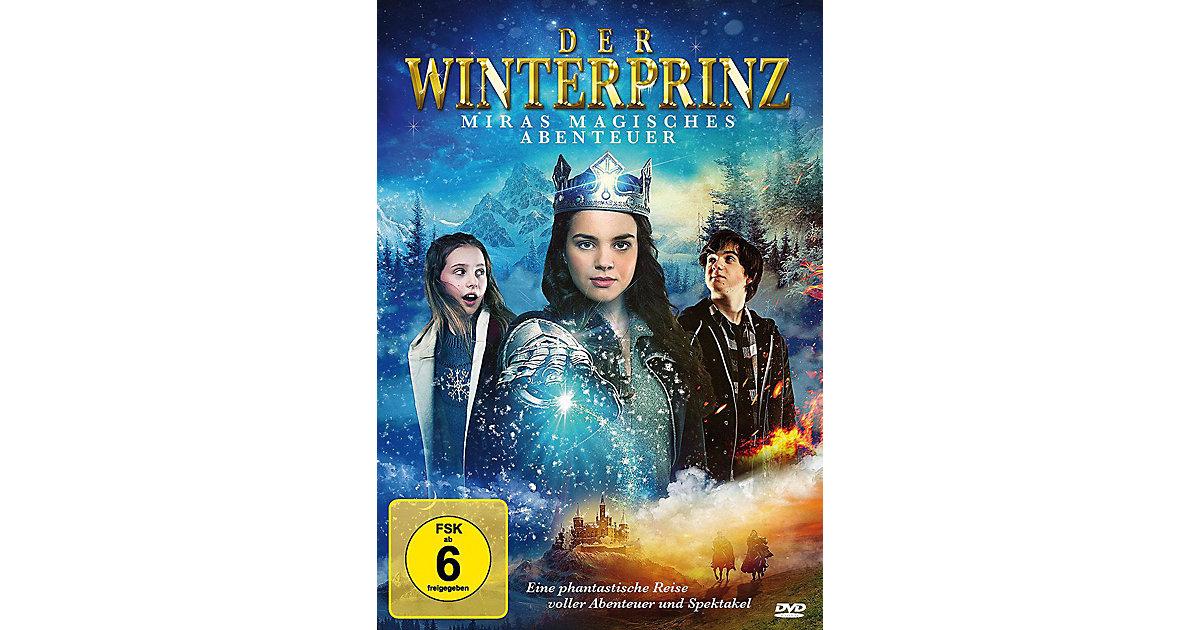 DVD Der Winterprinz - Miras magisches Abenteuer