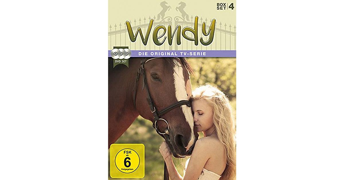 DVD Wendy - Die Original TV-Serie (Box 4)