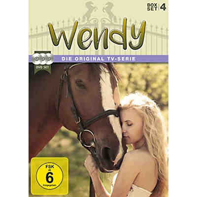 DVD Wendy - Die Original TV-Serie (Box 4)