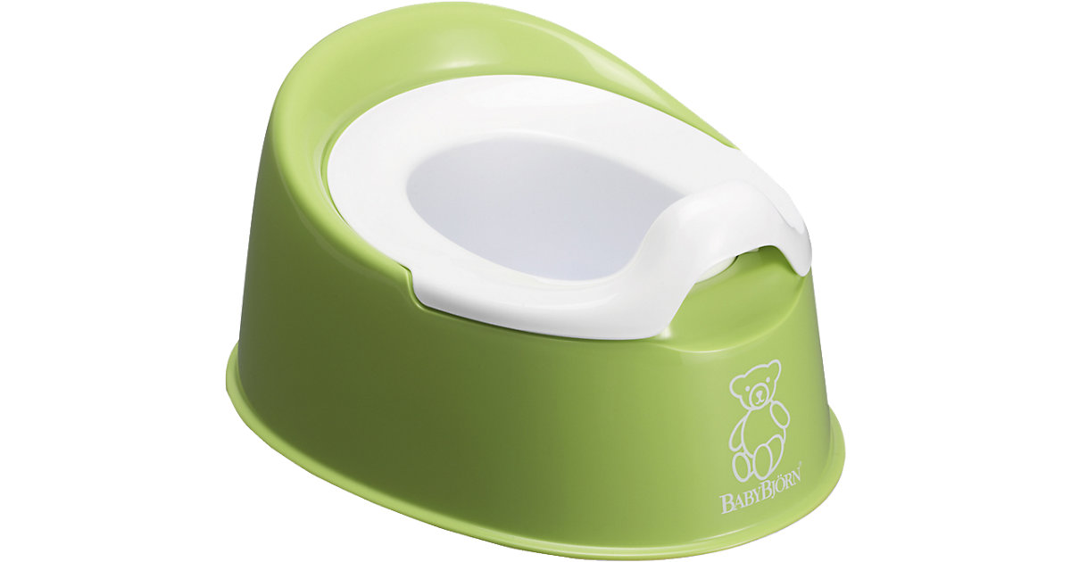 BabyBjörn · Cleveres Töpfchen , grün