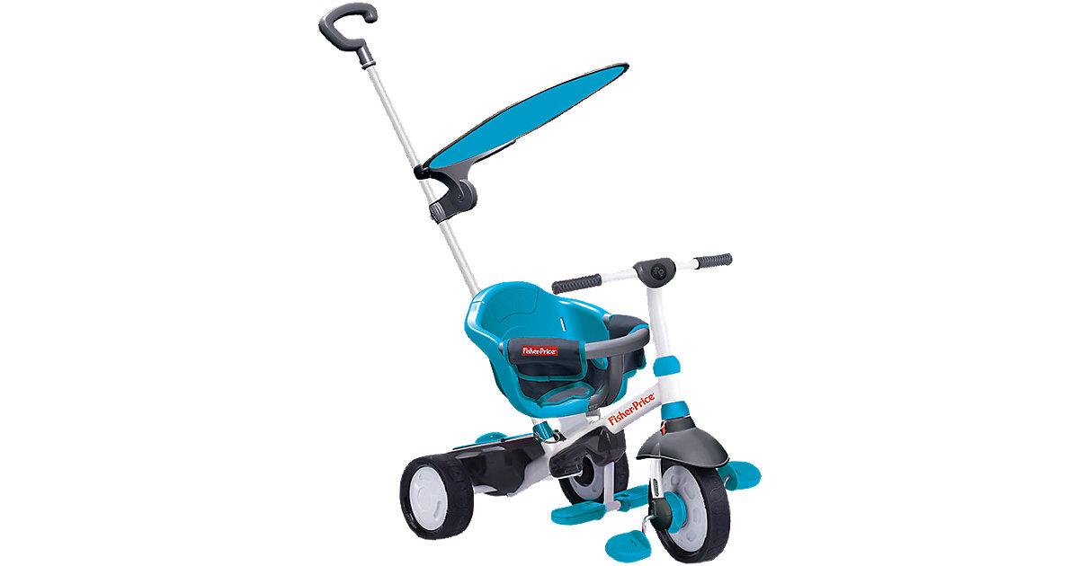 Fisher-Price · Fisher-Price® Dreirad Charm Plus, blau