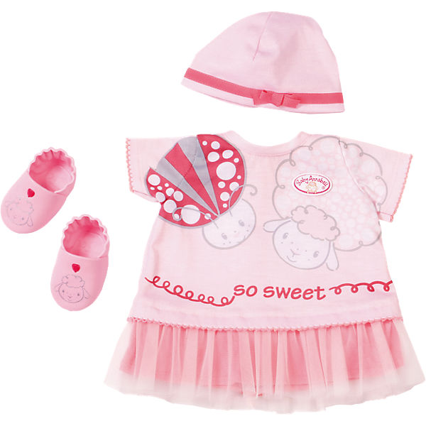 Baby Annabell® Puppenkleidung Sommertraum Deluxe, 46 cm, Baby Annabell®