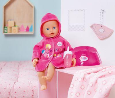 Zapf Baby Born Puppen-Badezimmer Ente Puppen-Zubehör Dusche Badewanne