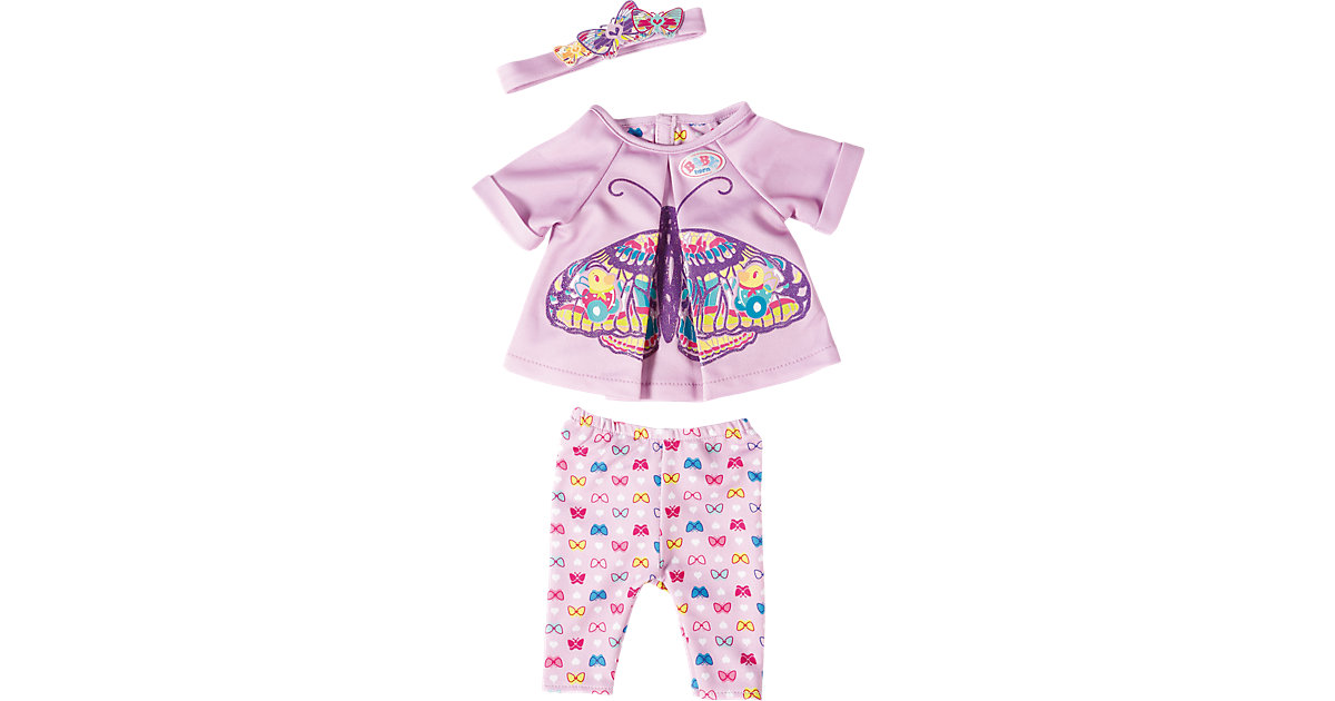 BABY born® Puppenkleidung Schmetterling-Set, 43 cm