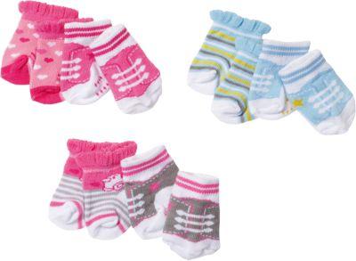 BABY born® Socken 2er Pack sortiert Kleidung & Accessoires Babypuppen & Zubehör
