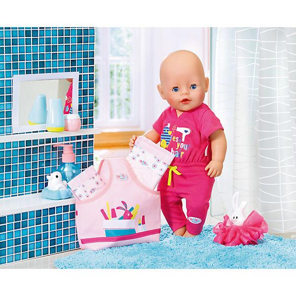 Baby Born 174 Badeset Wash Amp Go Puppenzubeh 246 R Badezimmer