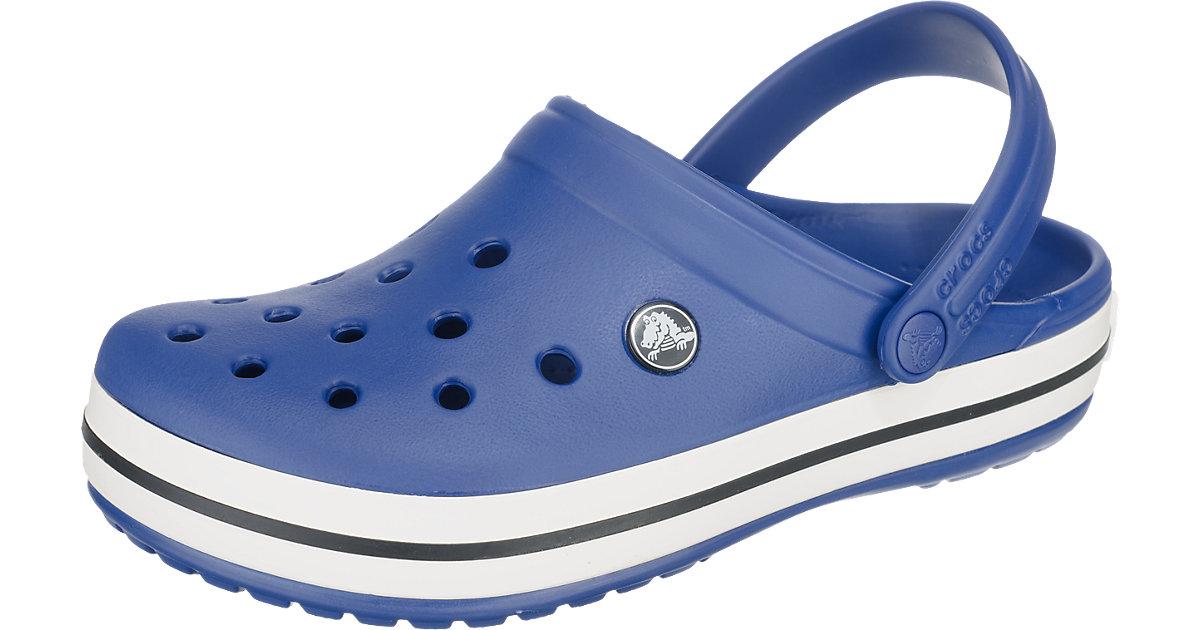 Crocband CrBl/Oys Clogs dunkelblau Gr. 45/46 | Schuhe > Clogs & Pantoletten > Clogs | CROCS