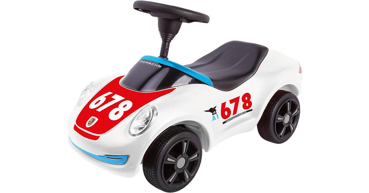 BIG · Baby-Porsche Premium, weiß