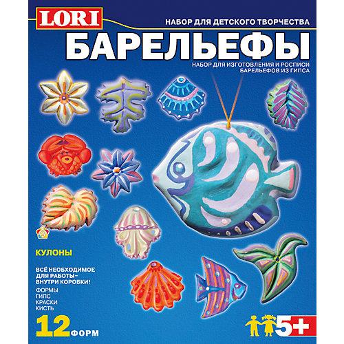 Набор для отливки барельефов «Кулоны», LORI от LORI