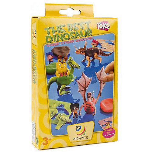 Набор для творчества YOKO Самый лучший динозавр от TOTUM