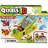 """Набор для творчества Spin Master """"Qixels"""" 3D Принтер"""