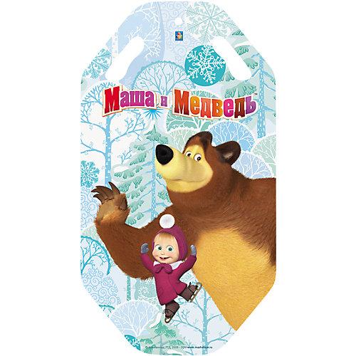 Ледянка 1Toy Маша и Медведь от 1Toy