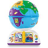 """Развивающая игрушка Fisher Price """"Смейся и учись"""" Обучающий глобус"""